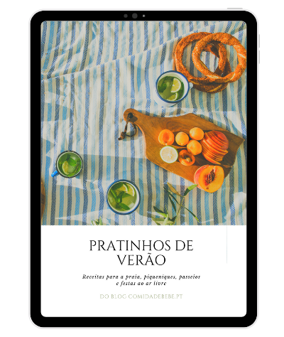 ebook pratinhos de verão